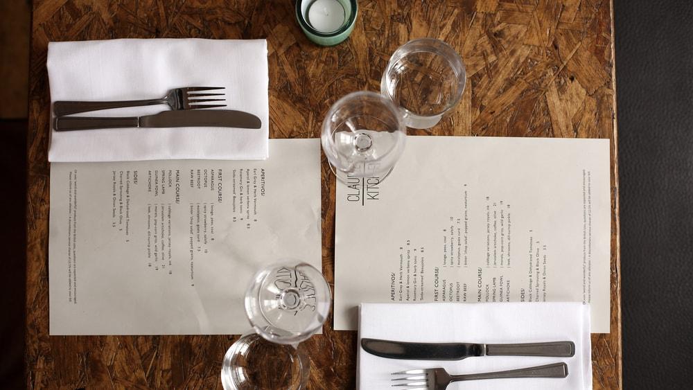 Claude's Kitchen | Valentine's Day