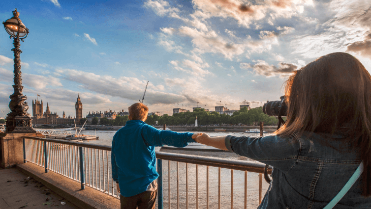 Special Things To Do In London On Valentine's Day