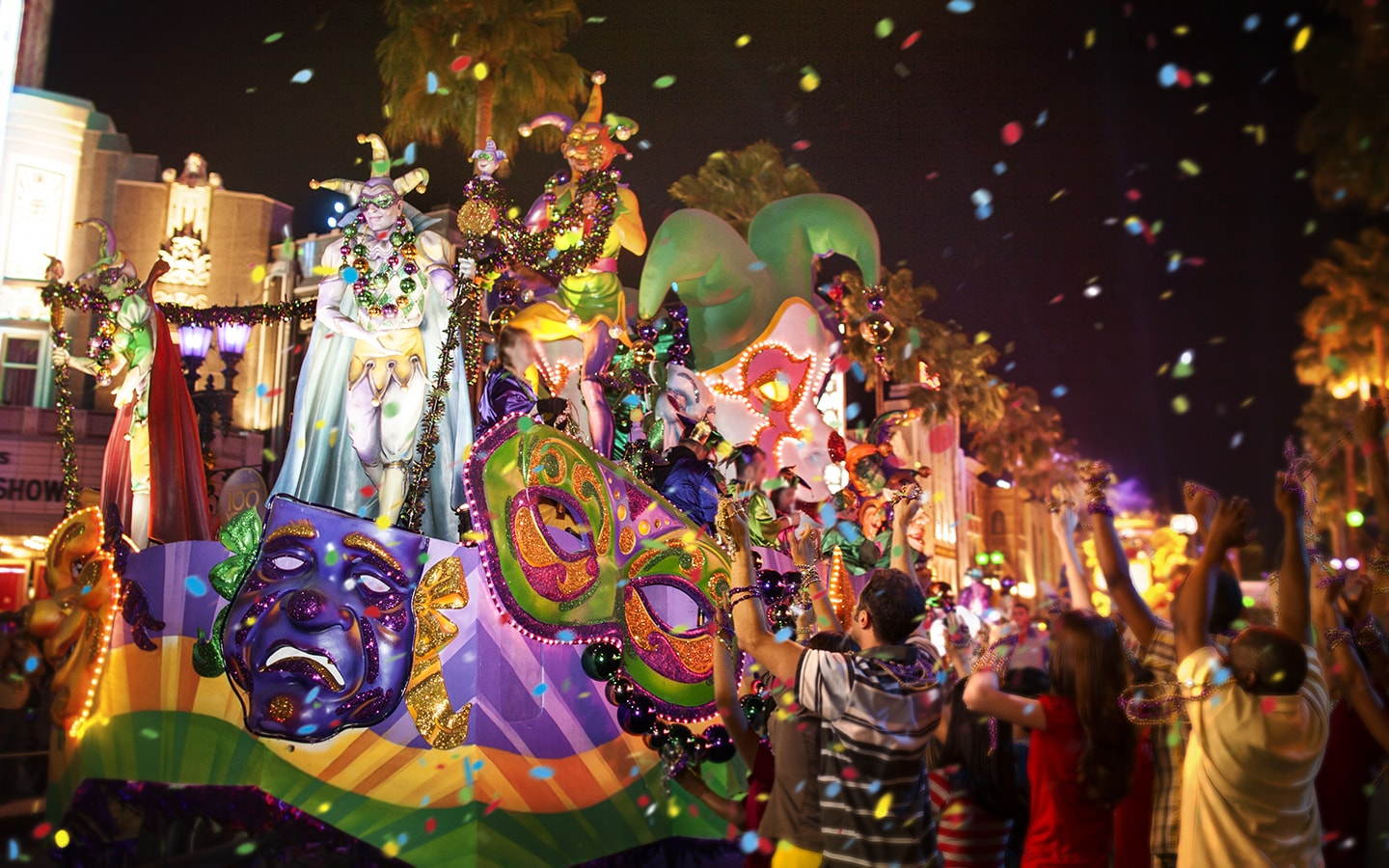 10 Things To Know About Mardi Gras