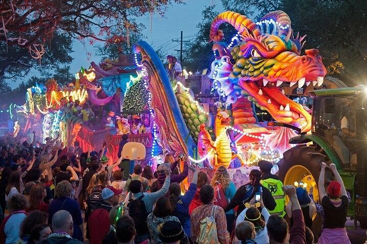 5 Unique Experience Of Mardi Gras Beyond The Parades