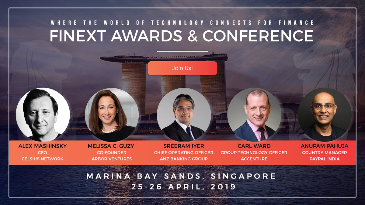 FiNext Conference Singapore
