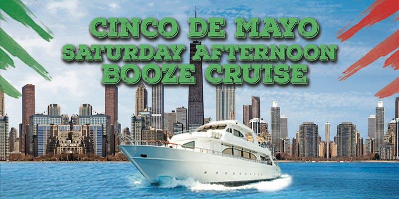 cinco de mayo afternoon booze cruise