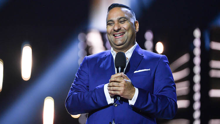 russell peters stand up comedy