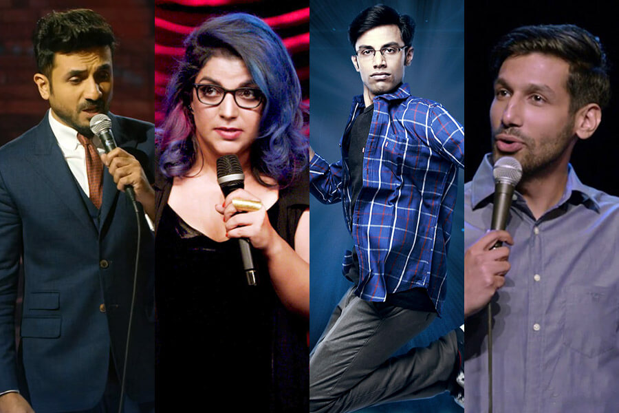 stand up comedy in mumbai