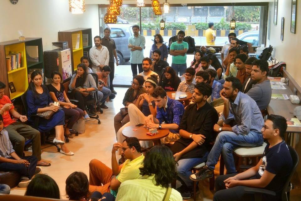 poetry club mumbai