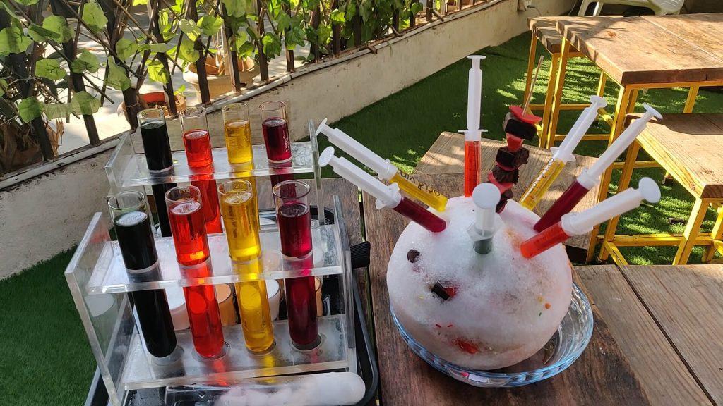 ari and vin   biggest gola in mumbai