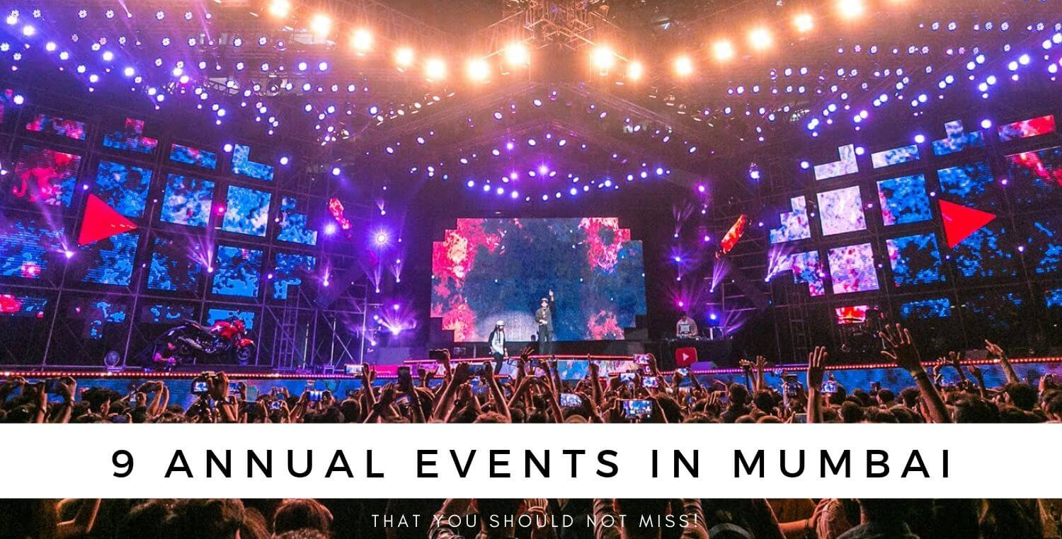 9 Annual Events In Mumbai That You Should Not Miss