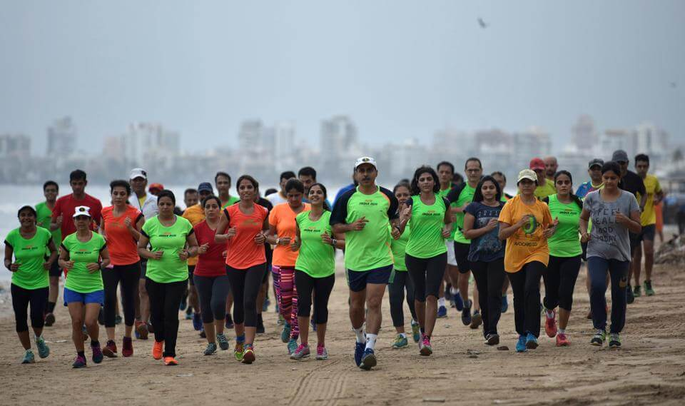 mumbai monsoon marathon