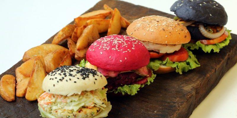 red chicken burger mumbai