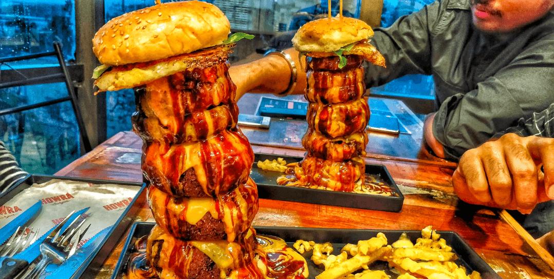 godfather burger mumbai
