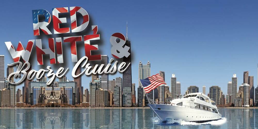 3-4-5 July Cruise Party Chicago   Cruise Parties In Chicago On 4th Of July