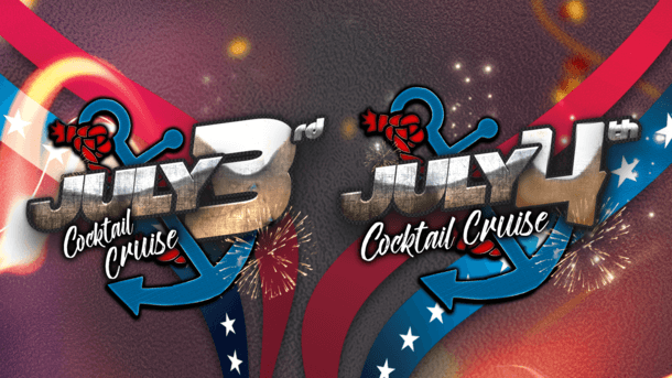Chicago Fireworks Cocktail Cruise