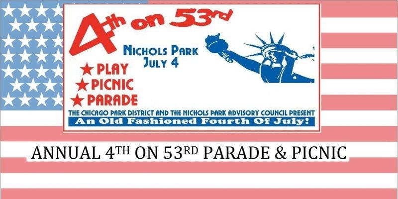 July 4th Chicago Parade