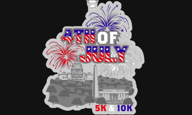 4th July 5k 10k run