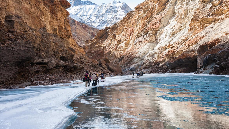 kshitij calling   treks from mumbai to ladakh