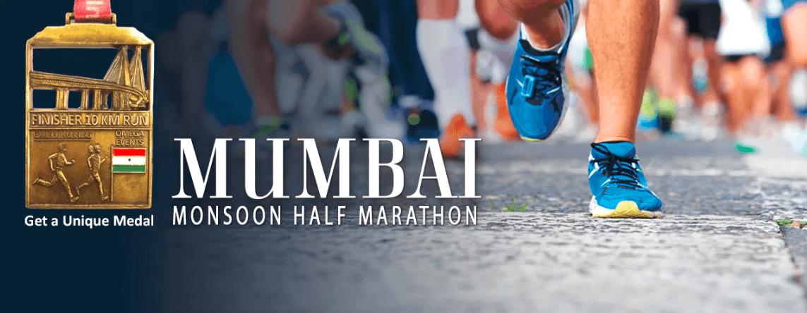 mumbai monsoon marathon