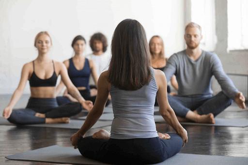 yoga classes london