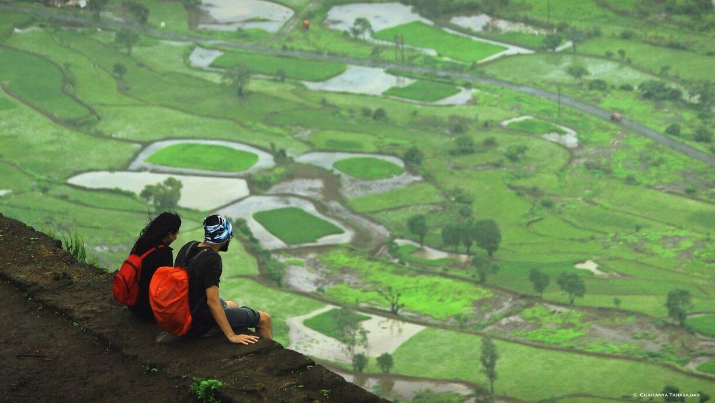 tikona fort trek | adventure event in Mumbai