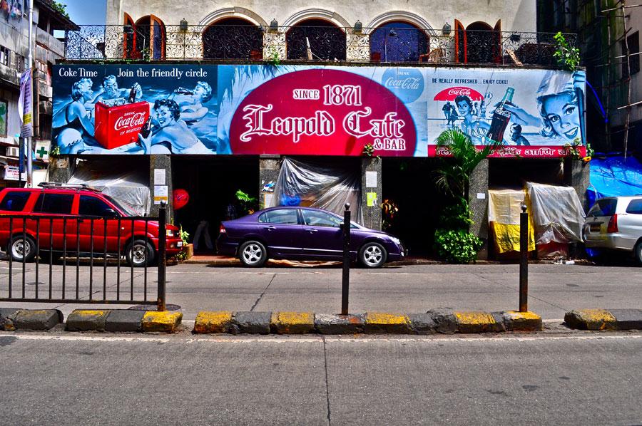 leopolds cafe mumbai