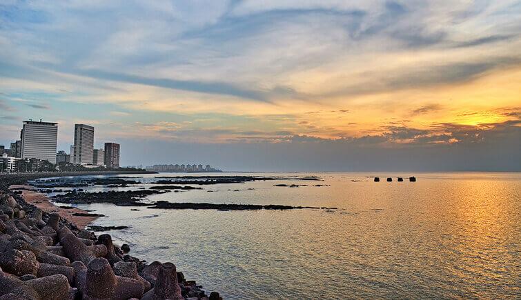 Marine Drive Mumbai | Walking At Marine Drive