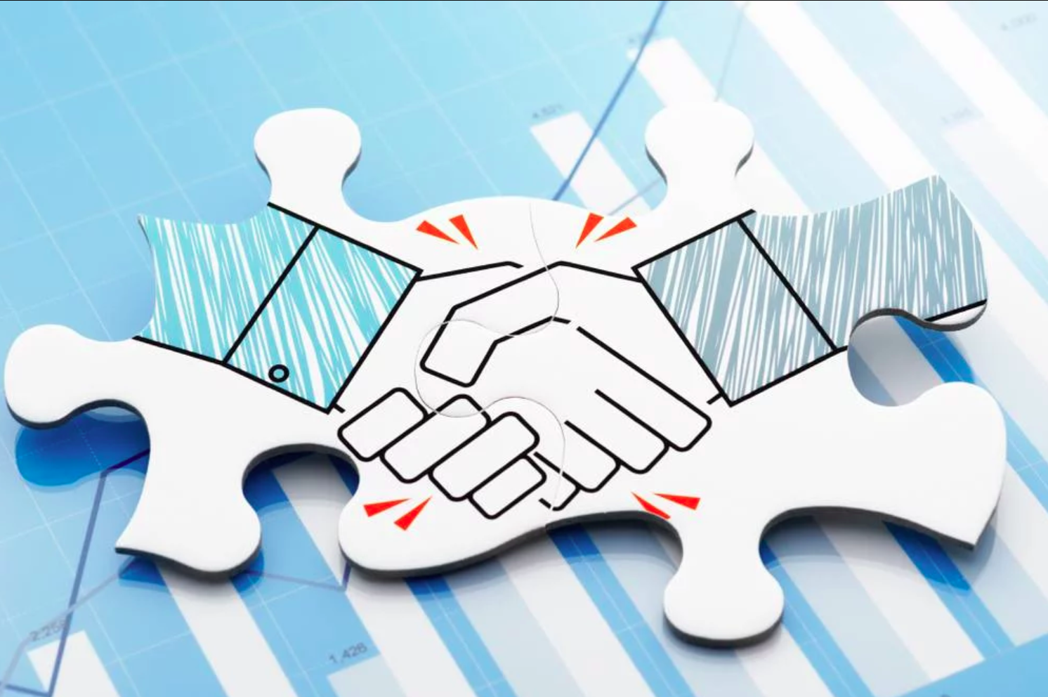 strategic partnerships and cross promotion