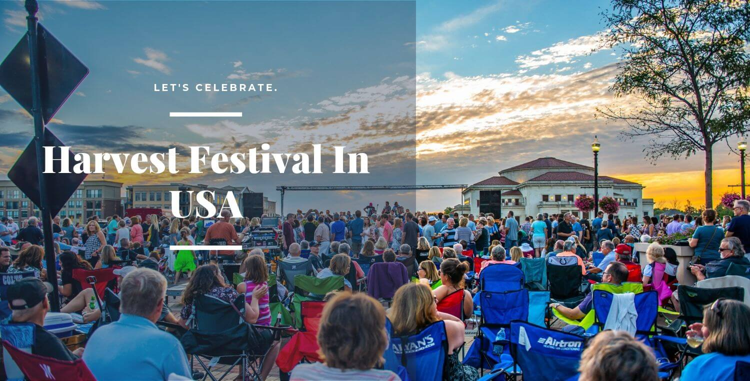 6 Best Fall Harvest Festival In The USA 2019