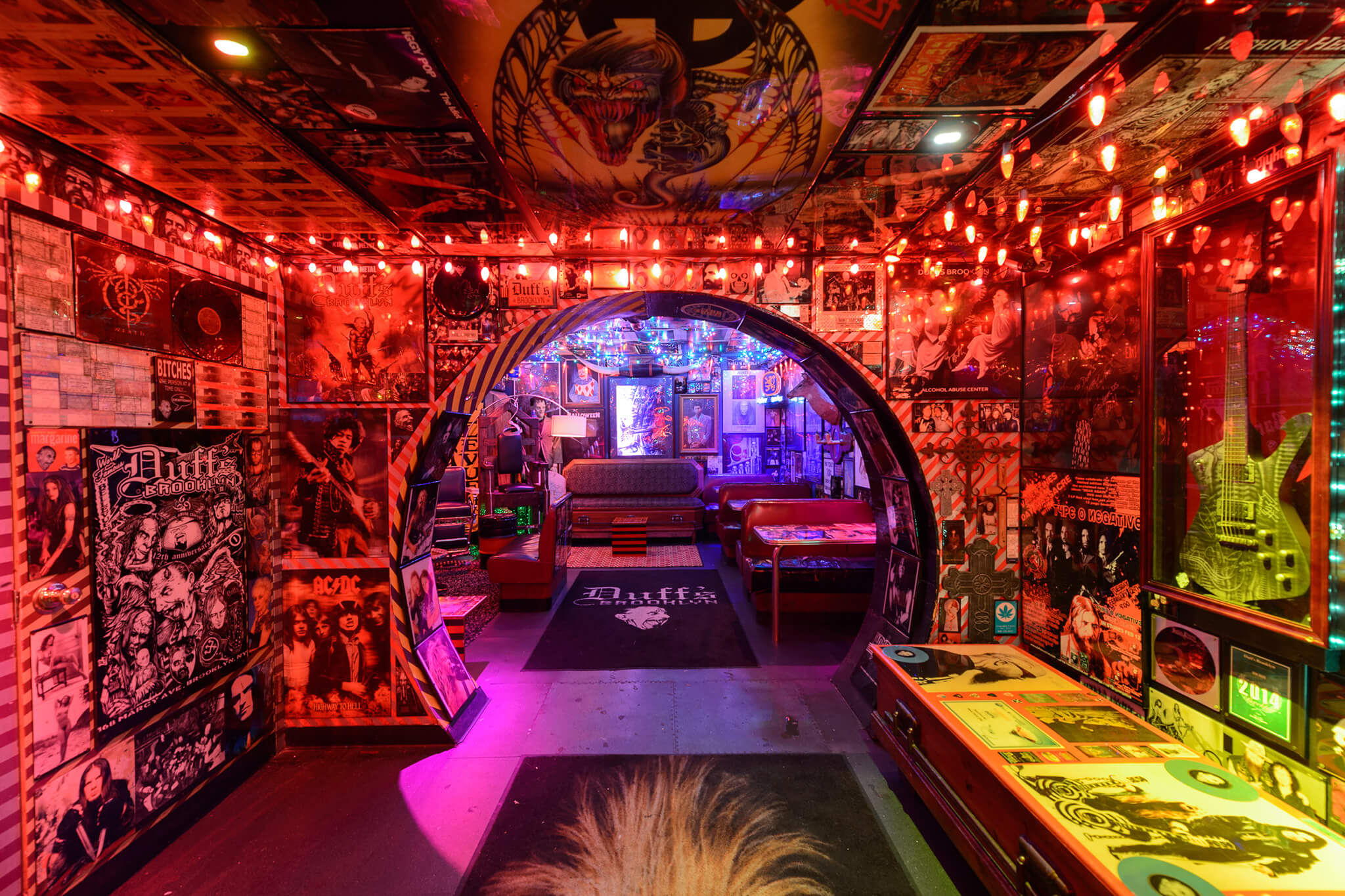 haunted bars for halloween in NYC