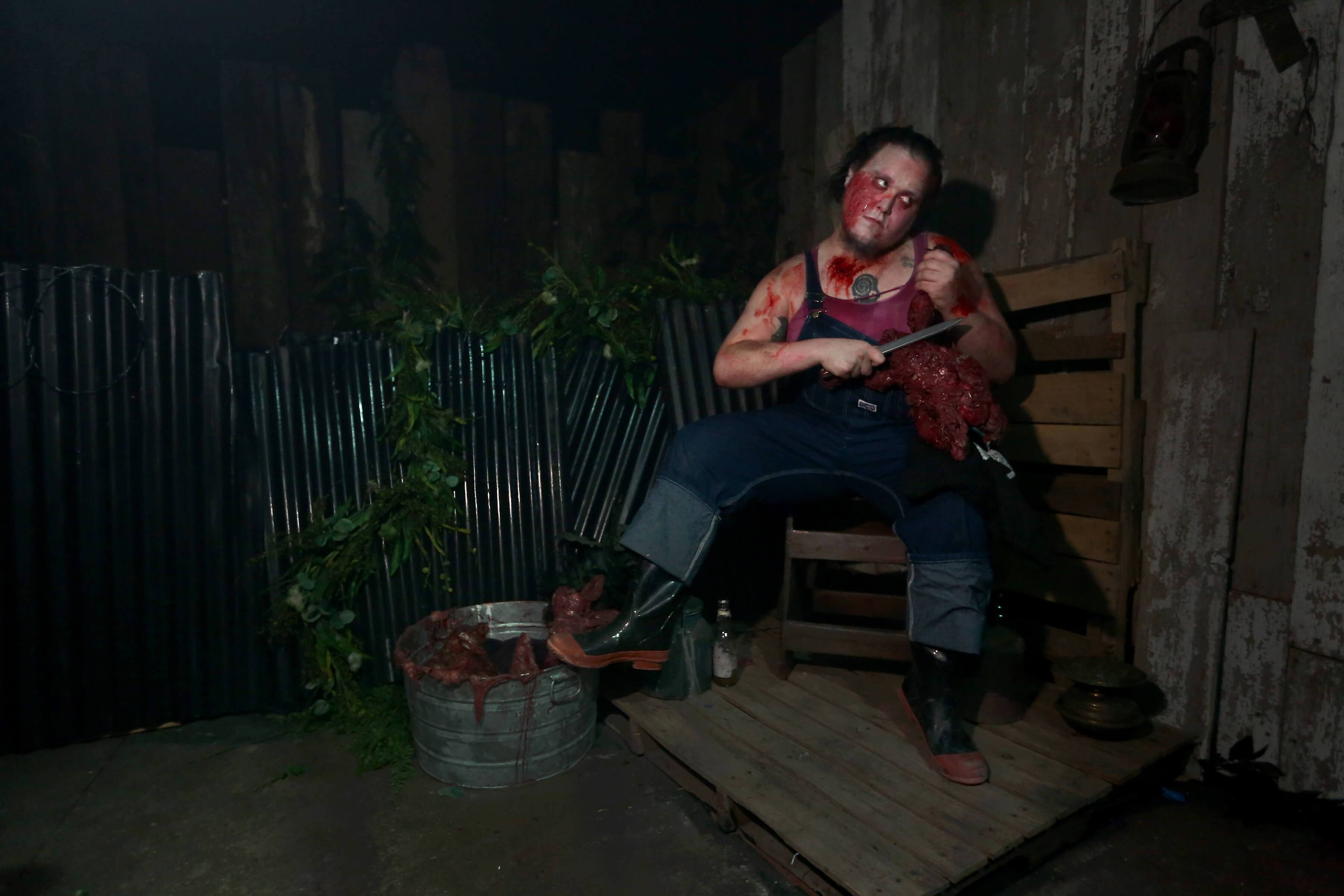 haunted houses for halloween in nyc