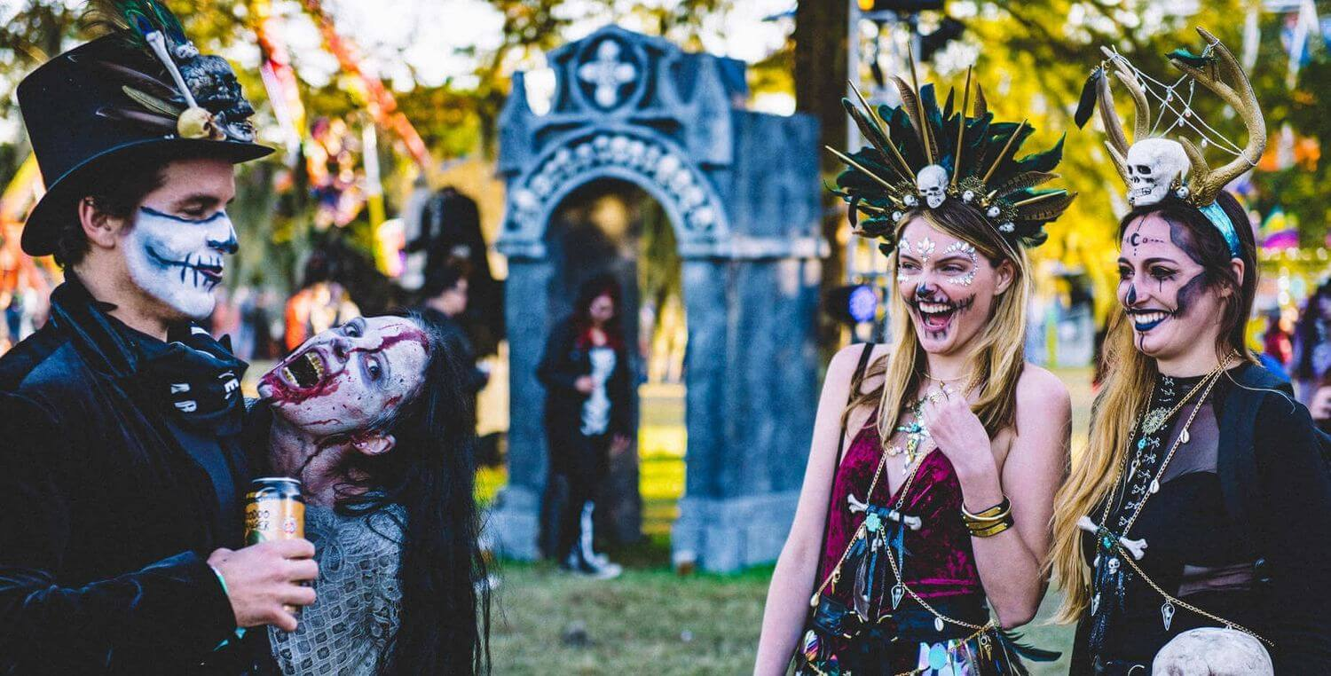 Guide To Celebrate Halloween In New Orleans