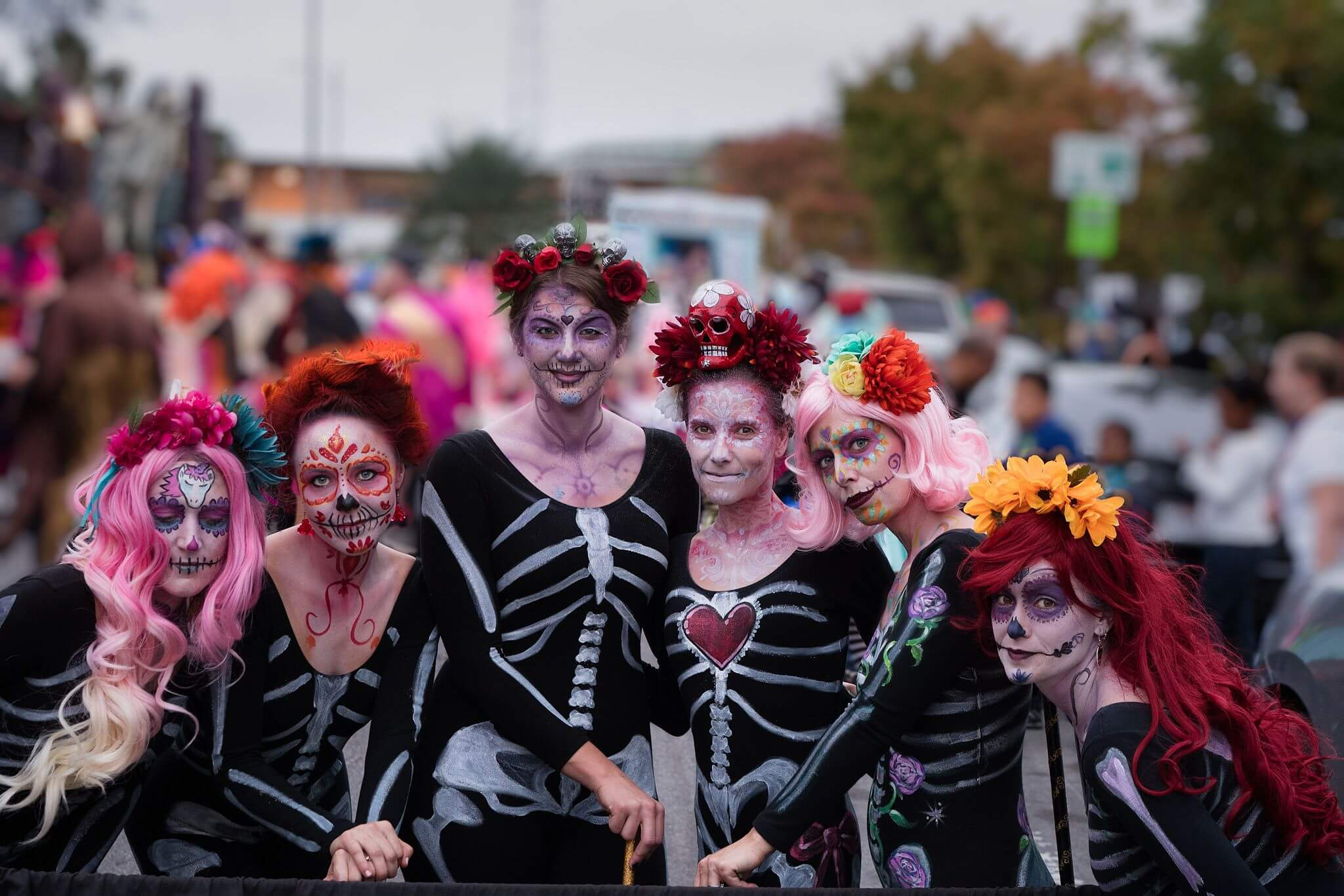 krewe of boo: halloween parade in new orleans