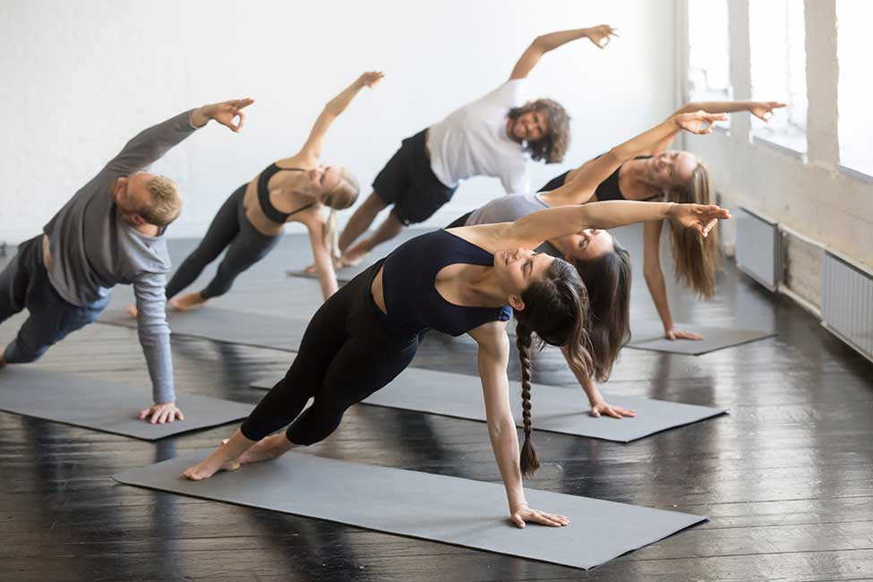 yoga classes | event ideas for a part time entrepreneur