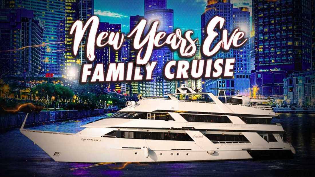 Best Chicago New Year's Eve Cruise Parties