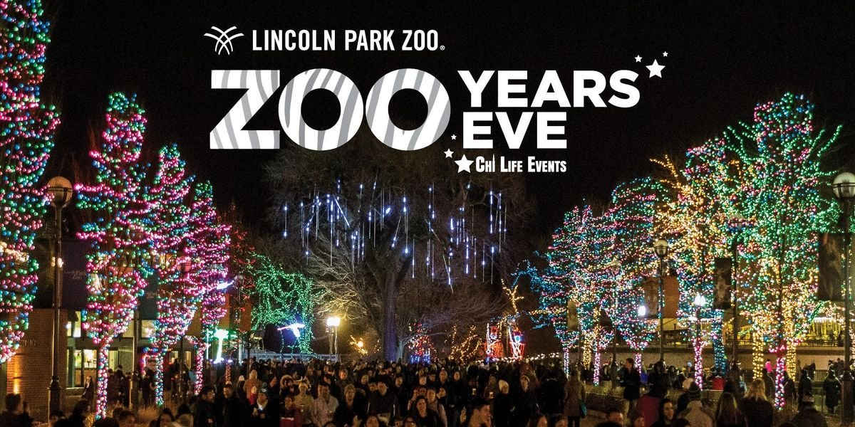 Chicago Zoo Years Eve Party