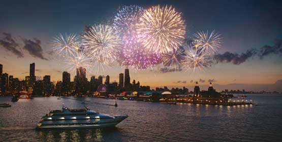 Chicago New Years Eve Party 2020