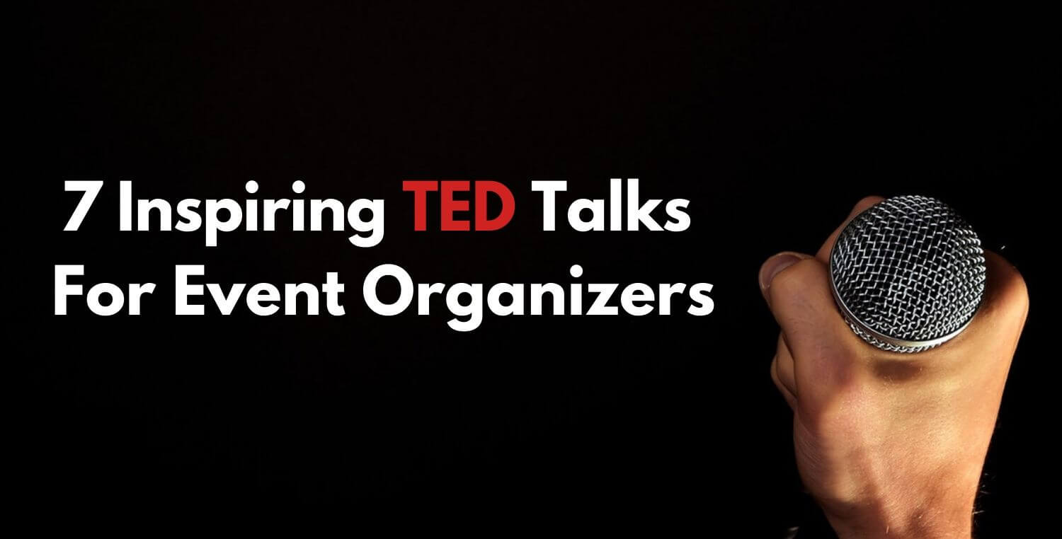 ted talks for event organizers